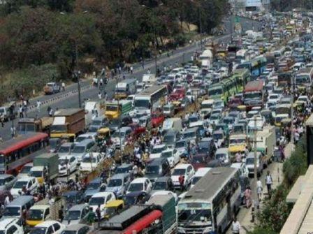 Bangaluru traffic