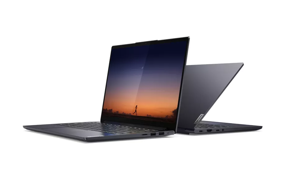 Lenovo Yoga Slim 7 with AMD Ryzen 4000