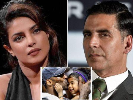 Priyanka and akshay on death of Coby bryan
