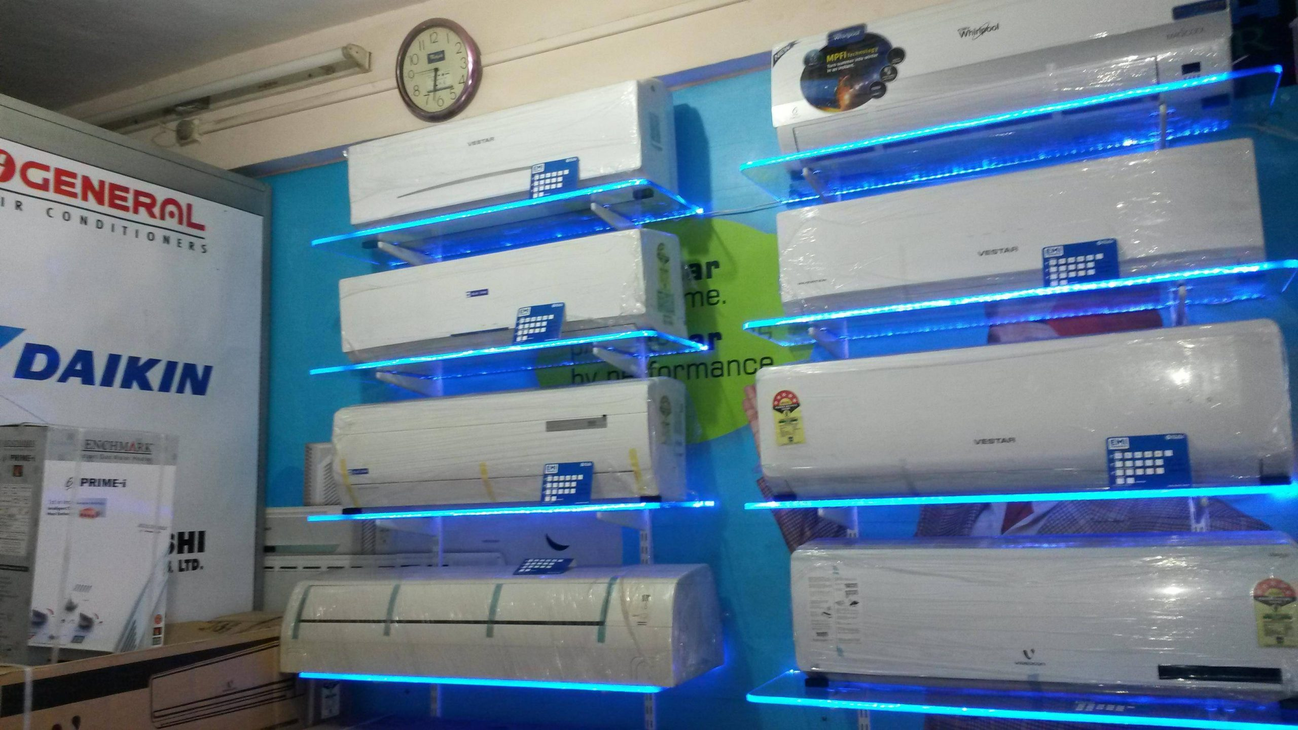 govt mandated, degrees, affect,air conditioner