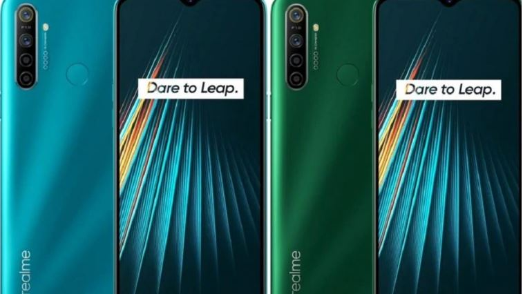 Realme 5i launched in India at Rs 8,999,