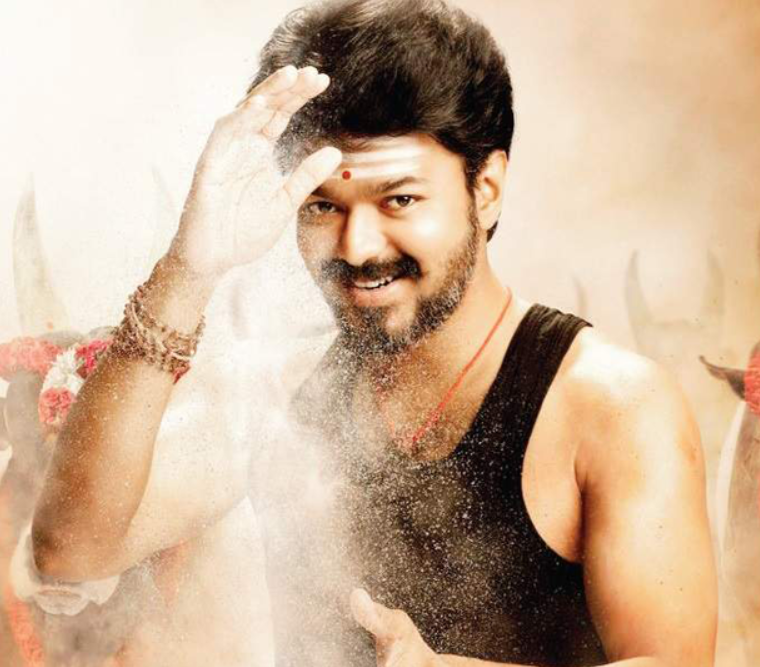 Superstar Vijay has become the highest paid star in the Tamil industry.