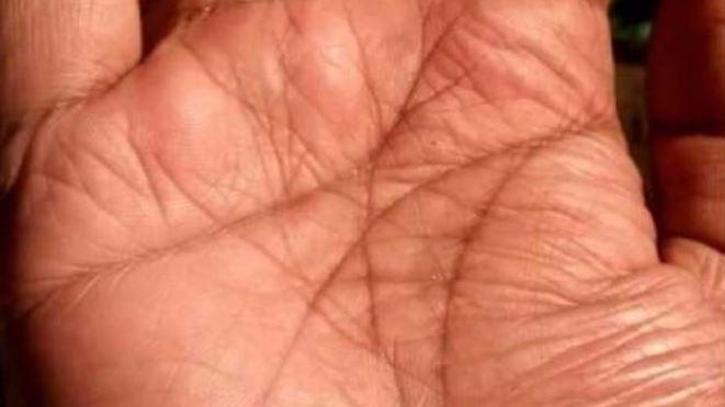 trident palmistry