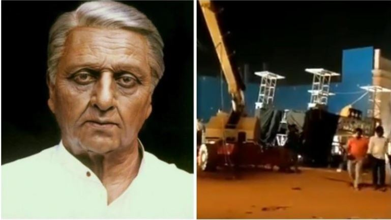 3 dead, 10 injured in mishap during filming of Kamal Haasan's 'Indian 2'