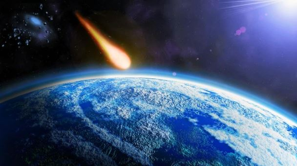 Attention Earthlings, travelling really-really fast, this asteroid is coming our way