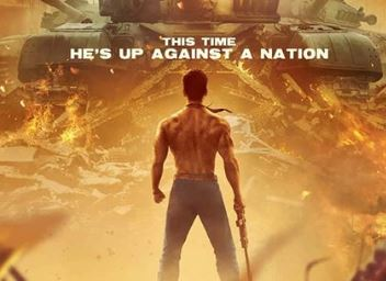 Baaghi 3 First Poster Tiger Shroff Is Up Against A Nation This Time