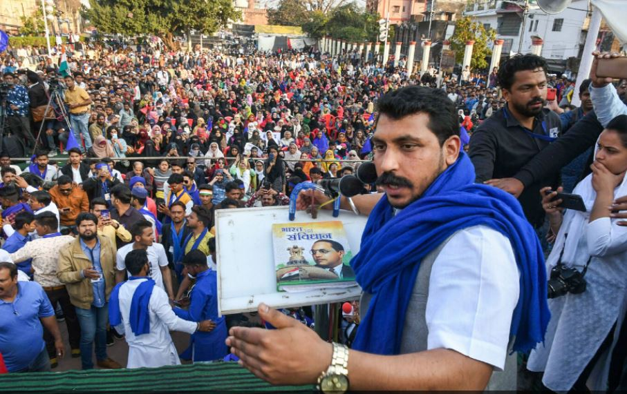 Bharat Bandh Today Bhim Army Chief's Call for Shutdown Gets Support in UP, Bihar & Delhi