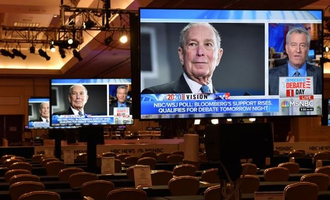 Billionaire Owner Of Bloomberg To Sell His Firm - If Elected US President