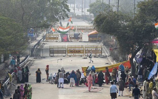 Can't Block Public Road Indefinitely Top Court On Shaheen Bagh Protest