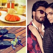 Deepika Padukone shares more pictures from her diaries as she enjoys a mysterious vacation with Ranveer Singh