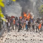 Delhi violence Capital remains on edge as 5 die in fresh clashes during Trump visit