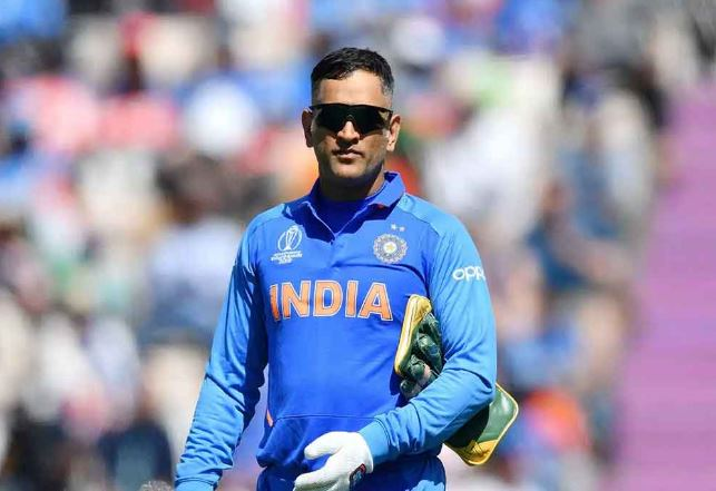 Dhoni is bowlers captain