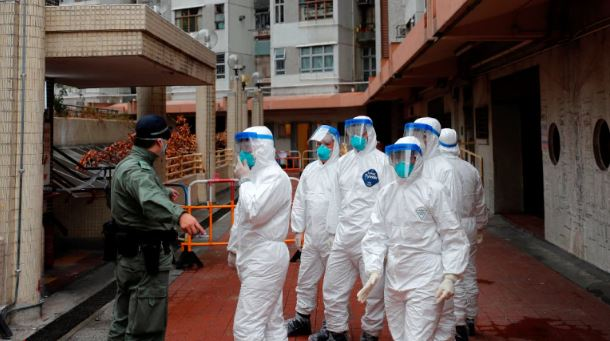 New coronavirus will be called Covid-19, says World Health Organization chief Tedros