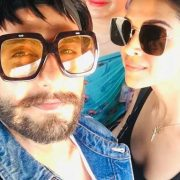 Deepika Padukone And Ranveer Singh Answer The Vacation Call. See Pic