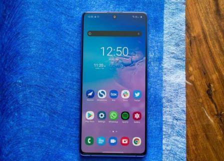 Samsung Galaxy S10 Lite review Samsung finally has an answer to OnePlus