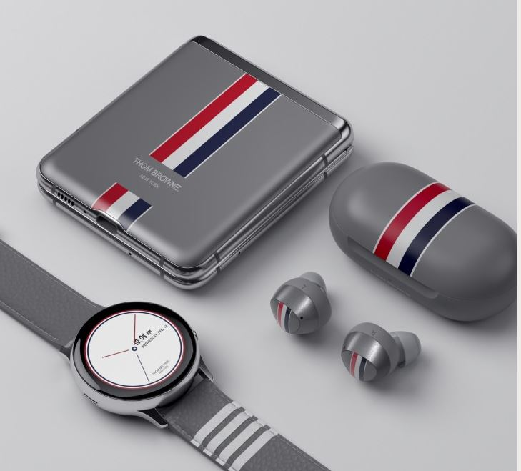 Samsung also outs Galaxy Z Flip Thom Browne Edition and Galaxy S20+ Olympic Games Athlete Edition