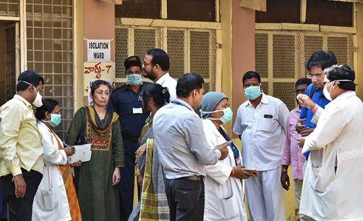 Coronavirus,Coronavirus cases in India,