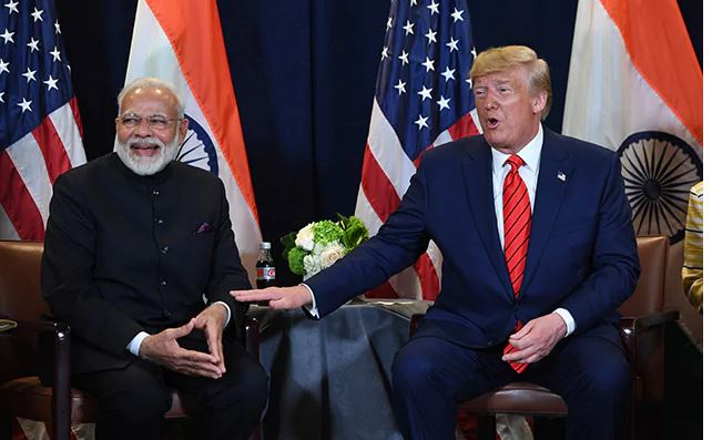 Trump Raises Doubt On Trade Deal