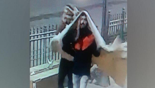 Vishva Hindu Mahasabha leader murder UP Police release CCTV footage of suspects