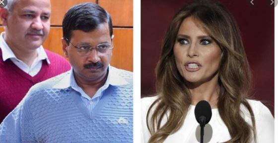 kejriwal dropped , US clarifies