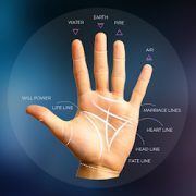 palmistry wealth fame success