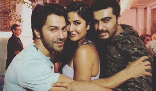 Arjun Kapoor And Varun Dhawan's Reformed Club Includes Katrina Kaif Now. Here's What It's Called