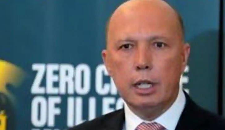 Australian home affairs minister says he has coronavirus