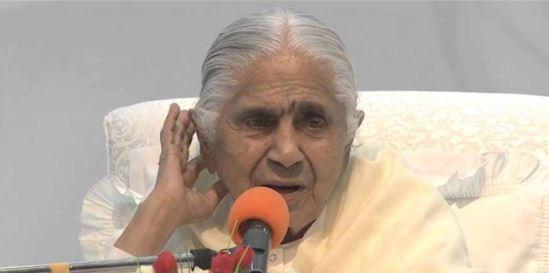 Brahmakumari Institute's head grandmother Janaki died at the age of 104
