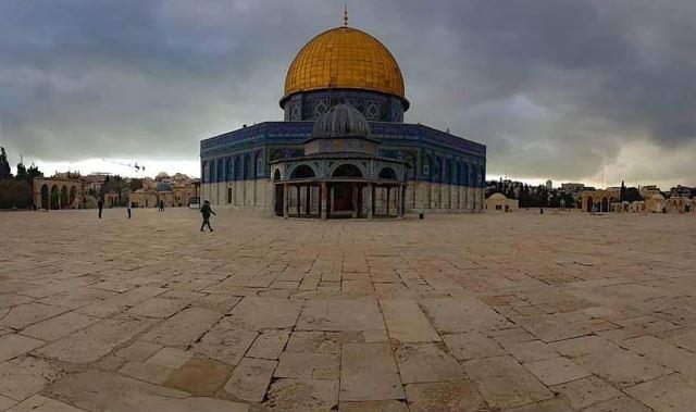 Jerusalem's Al-Aqsa Mosque Shuts Amid Coronavirus Outbreak