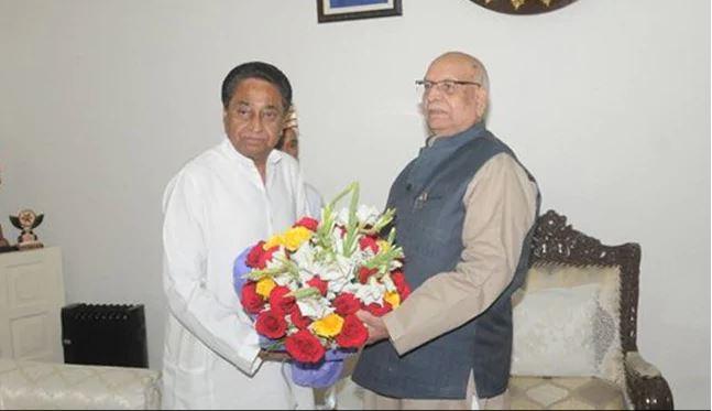 Madhya Pradesh Governor Asks Speaker To Hold Floor Test On Monday