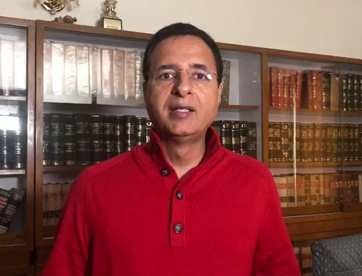 Randeep Surjewala's charge - lack of masks and ventilators in the country but 4 days ago, the government allowed exports at 10 times the price