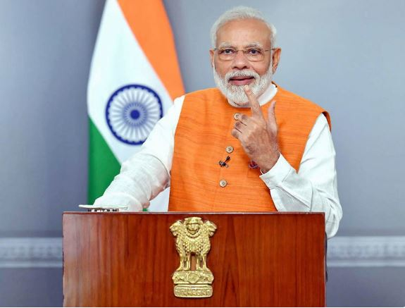 Sixth address to the nation today Modi will address the country again at 8 o'clock at night; for the second time in 4 days, he will give a message; Said- I will share some important things on Corona