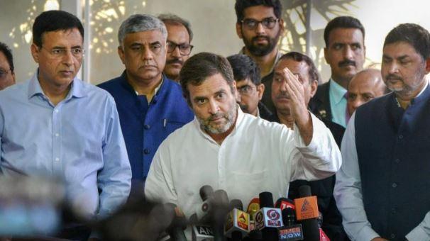 Trouble mounts for Congress as 5 Gujarat MLAs resign ahead of Rajya Sabha election