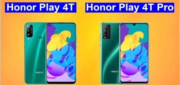 Launched Honor Play 4T and Play 4T Pro smartphones news