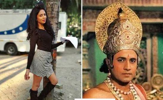 Actress Kavita Kaushik reprimanded those who saw Ramayana in ...