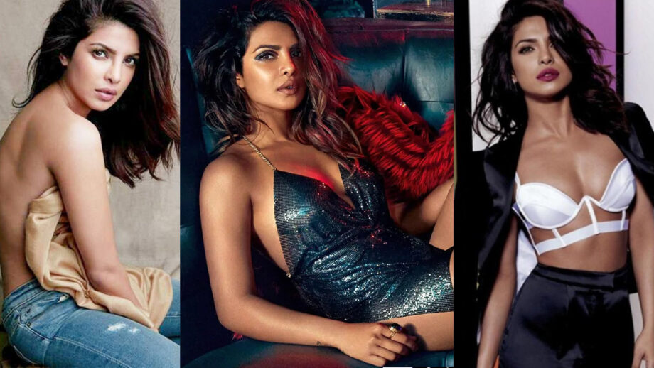 Boys used to chase on wearing tight clothes that's why father imposed this restrition Priyanka Chopra