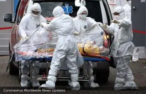 Corona victims cross 3 lakh in US, lockdown announced in Dubai