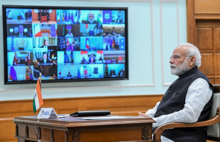 Corona video conference PM Modi asks states if Lockdown should be extended; Also calls for monetary help