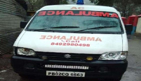 Extent of negligence telling the man alive was 5 were going home by claiming alive man to be dead in ambulance, arrested