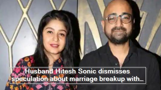 Husband Hitesh Sonic dismisses speculation about marriage breakup with Sunidhi Chauhan, read report