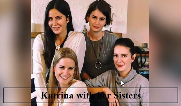 Katrina Kaif And Her Sisters Photo Goes Viral On Internet - कैटरीना कैफ अपनी बहन