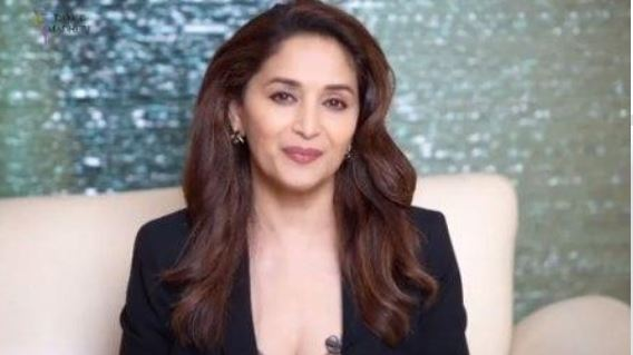 Madhuri Dixit's online dance class soon, you can take training here for free