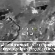 Pak fired without provocation, in response destroyed arms depot and launching pa