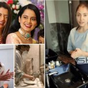 Priyanka- Rangoli said that Deepika and Anushka's hand washing videos are useless