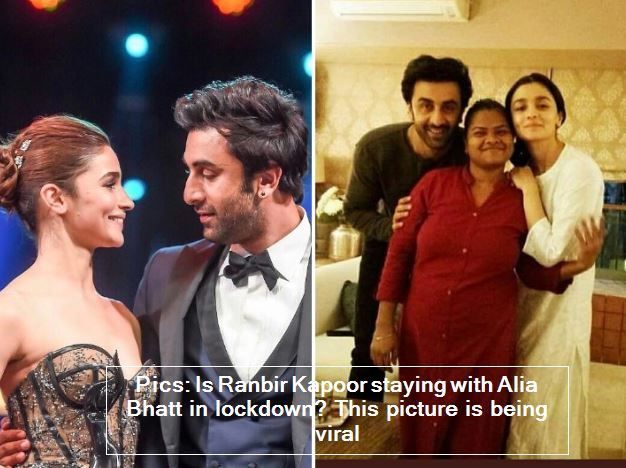 Ranbir Kapoor and Alia Bhatt in live-in, This picture is going viral