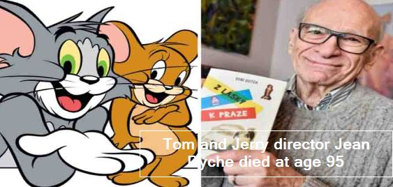 Tom and Jerry director Jean Dyche died at age 95