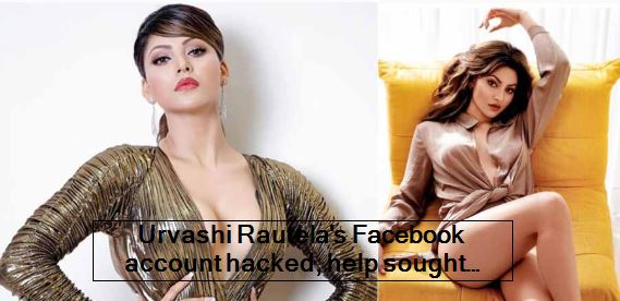 Urvashi Rautela's Facebook account hacked, help sought from police