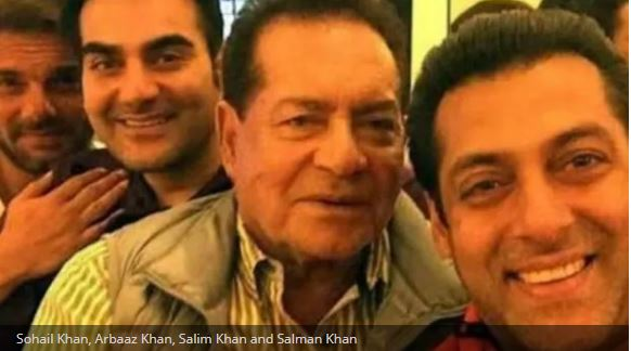 When Salman burnt his father's salary, Salim Khan reacted like this