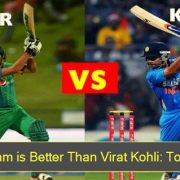 Babar Azam is Better Than Virat Kohli- Tom Moody