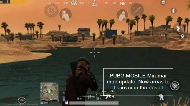 PUBG MOBILE Miramar map update_ New areas to discover in the desert - Technology